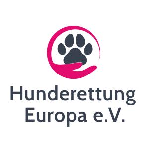 Vereinslogo Hunderettung Europa