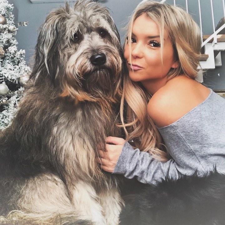 maria könig und hund walter