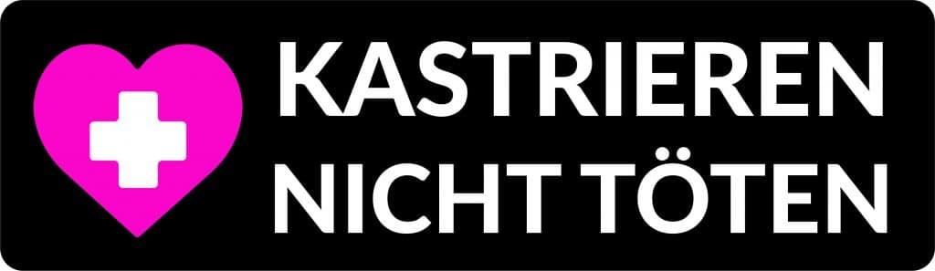 Kastrationsaktion Logo Hunderettung Europa