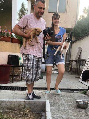 Eliza und Ivo aus Bulgarien